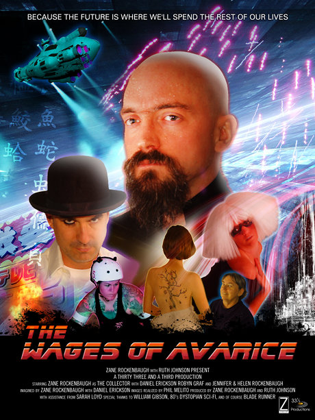 The Wages of Avarice poster
